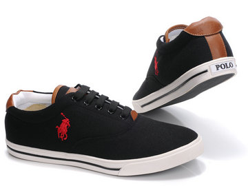 polo ralph lauren shoes pairs noir